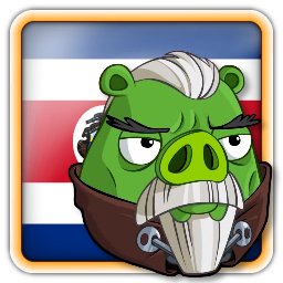 Angry Birds Costa Rica Avatar 12