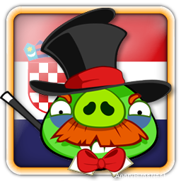 Angry Birds Croatia Avatar 3