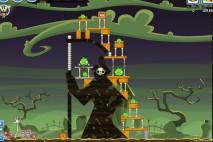 Angry Birds Friends Halloween 2013 Tournament Level 1 – Week 77 – November 4th