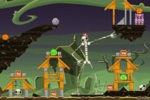 Angry Birds Friends Halloween 2013 Tournament Level 2 – Week 77 – November 4th