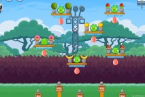 Angry Birds Friends Tournament Level 6 Week 78 – November 11th 2013