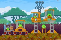 Angry Birds Friends Tournament Level 6 Week 79 – November 18th 2013