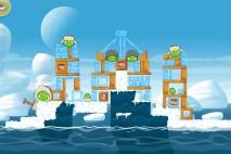 Angry Birds Seasons Arctic Eggspedition Level 1-16 Walkthrough