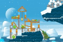 Angry Birds Seasons Arctic Eggspedition Level 1-20 Walkthrough