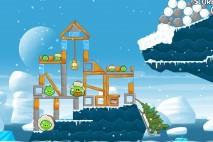 Angry Birds Seasons Arctic Eggspedition Level 1-20 Walkthrough