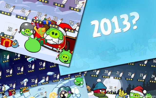 Angry Birds Seasons Fourth Annual Advent Calendar Featured Image 2