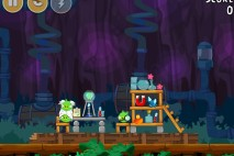 Angry Birds Free 3 Star Walkthrough Level 26-1