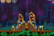Angry Birds Free 3 Star Walkthrough Level 26-2