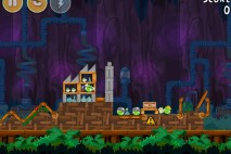 Angry Birds Free 3 Star Walkthrough Level 26-3