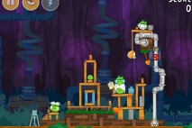 Angry Birds Free 3 Star Walkthrough Level 26-5