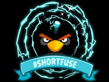 Angry Birds Short Fuse Bomb Bird Featured