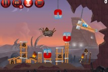 Angry Birds Star Wars 2 Escape to Tatooine Level P2-S3 Walkthrough
