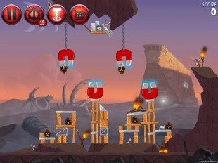 Angry Birds Star Wars 2 Escape to Tatooine Level P2-S4 Walkthrough
