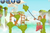 Angry Birds Star Wars 2 Naboo Invasion Level B1-S4 Walkthrough