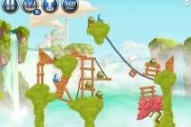 Angry Birds Star Wars 2 Naboo Invasion Level B1-S4 Walkthrough