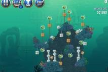 Angry Birds Star Wars 2 Rewards Chapter Level BR-19 Silver C-3PO Walkthrough
