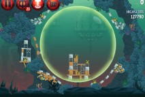 Angry Birds Star Wars 2 Rewards Chapter Level PR-17 Shadowtrooper Walkthrough