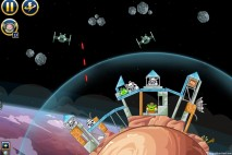 Angry Birds Star Wars Facebook Tournament Level 2 Week 50 – November 26th 2013