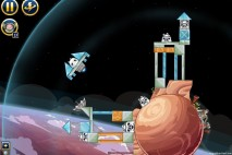 Angry Birds Star Wars Facebook Tournament Level 3 Week 50 – November 27th 2013