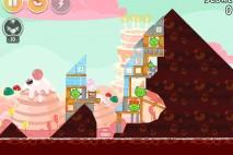 Angry Birds Birdday Party Cake 4 Level 10 Walkthrough
