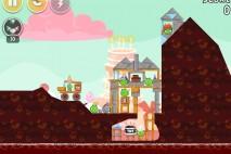 Angry Birds Birdday Party Cake 4 Level 14 Walkthrough