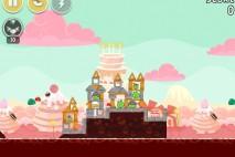 Angry Birds Birdday Party Cake 4 Level 3 Walkthrough