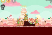 Angry Birds Free 3 Star Walkthrough Cake 4 Level 5