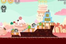 Angry Birds Birdday Party Cake 4 Level 6 Walkthrough
