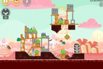 Angry Birds Birdday Party Cake 4 Level 8 Walkthrough