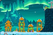Angry Birds Friends Holiday Tournament II – Level 1 Week 83 – December 16th