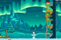 Angry Birds Friends Holiday Tournament II – Level 3 Week 83 – December 16th