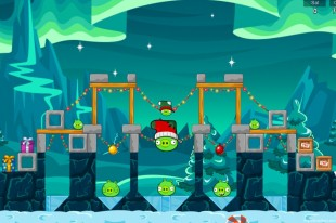 Angry Birds Friends Holiday Tournament II – Level 5 Week 83 – December 16th