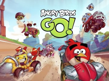 Angry Birds Go Out Now Feature Image