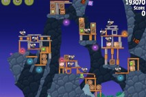 Angry Birds Rio Rocket Rumble Feather Bonus Walkthrough Level 2
