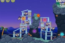Angry Birds Rio Rocket #7 Walkthrough Level 10