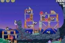 Angry Birds Rio Rocket #8 Walkthrough Level 12