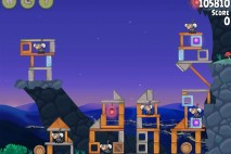 Angry Birds Rio Rocket Rumble Walkthrough Level #15
