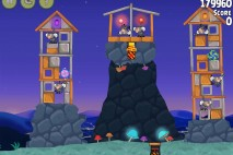 Angry Birds Rio Rocket Rumble Walkthrough Level #16