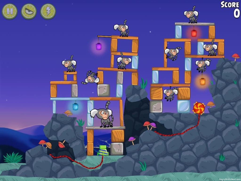 angry birds rio rocket rumble walkthrough level 17 angrybirdsnest. Black Bedroom Furniture Sets. Home Design Ideas