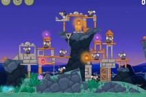 Angry Birds Rio Rocket Rumble Walkthrough Level #18
