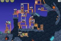 Angry Birds Rio Rocket Rumble Walkthrough Level #19