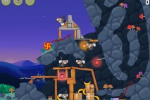 Angry Birds Rio Rocket #2 Walkthrough Level 3