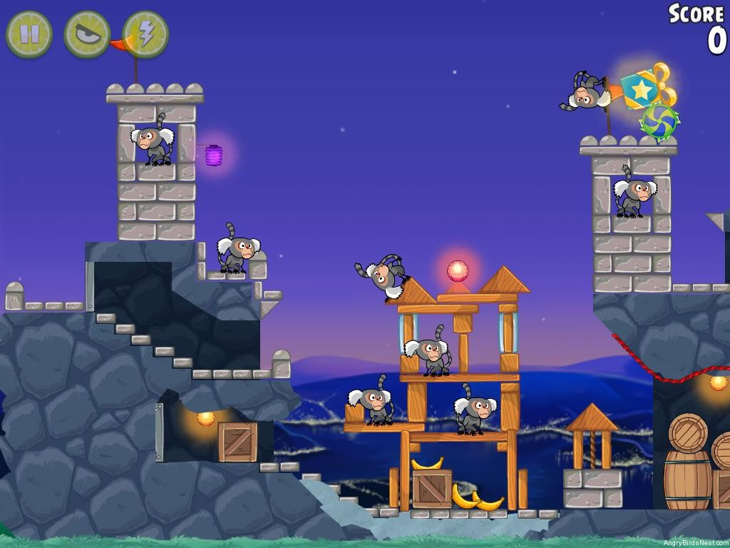 angry birds rio rocket rumble walkthrough level 4 angrybirdsnest. Black Bedroom Furniture Sets. Home Design Ideas