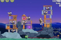 Angry Birds Rio Rocket #4 Walkthrough Level 7