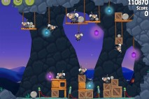 Angry Birds Rio Rocket #5 Walkthrough Level 8