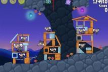 Angry Birds Rio Rocket #6 Walkthrough Level 9