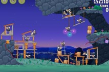 Angry Birds Rio Rocket Rumble Star Bonus Walkthrough Level 2