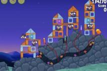 Angry Birds Rio Rocket Rumble Star Bonus Walkthrough Level 3
