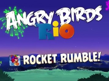 Angry Birds Rio Rocket Rumble Update Video Teaser