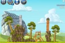 Angry Birds Star Wars 2 Battle of Naboo Level B3-1 Walkthrough